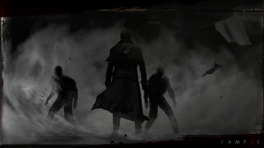 Dontnod Entertainment привезет Vampyr на gamescom 2017