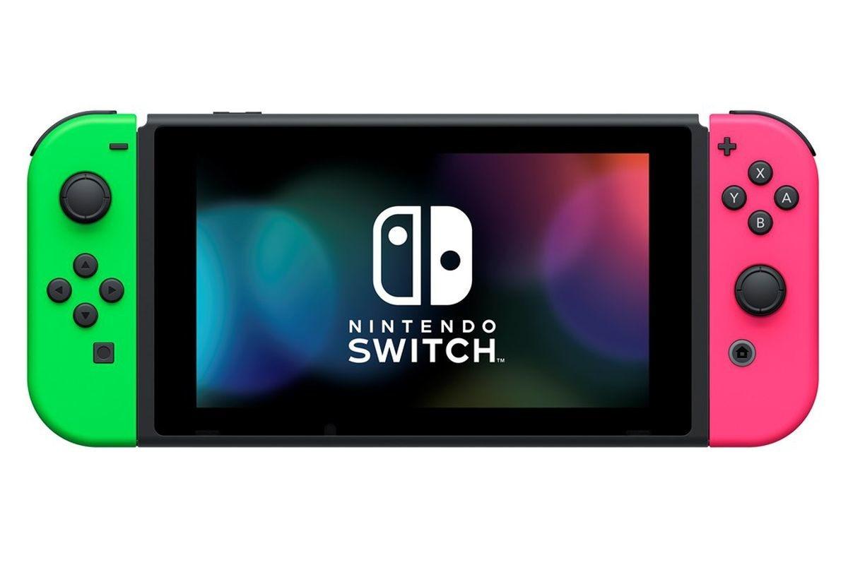Nintendo Switch выйдет в Китае уже 10 декабря