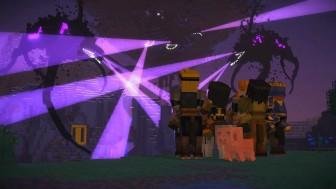 Четвертый эпизод Minecraft: Story Mode выйдет с подзаголовком A Block and a Hard Place