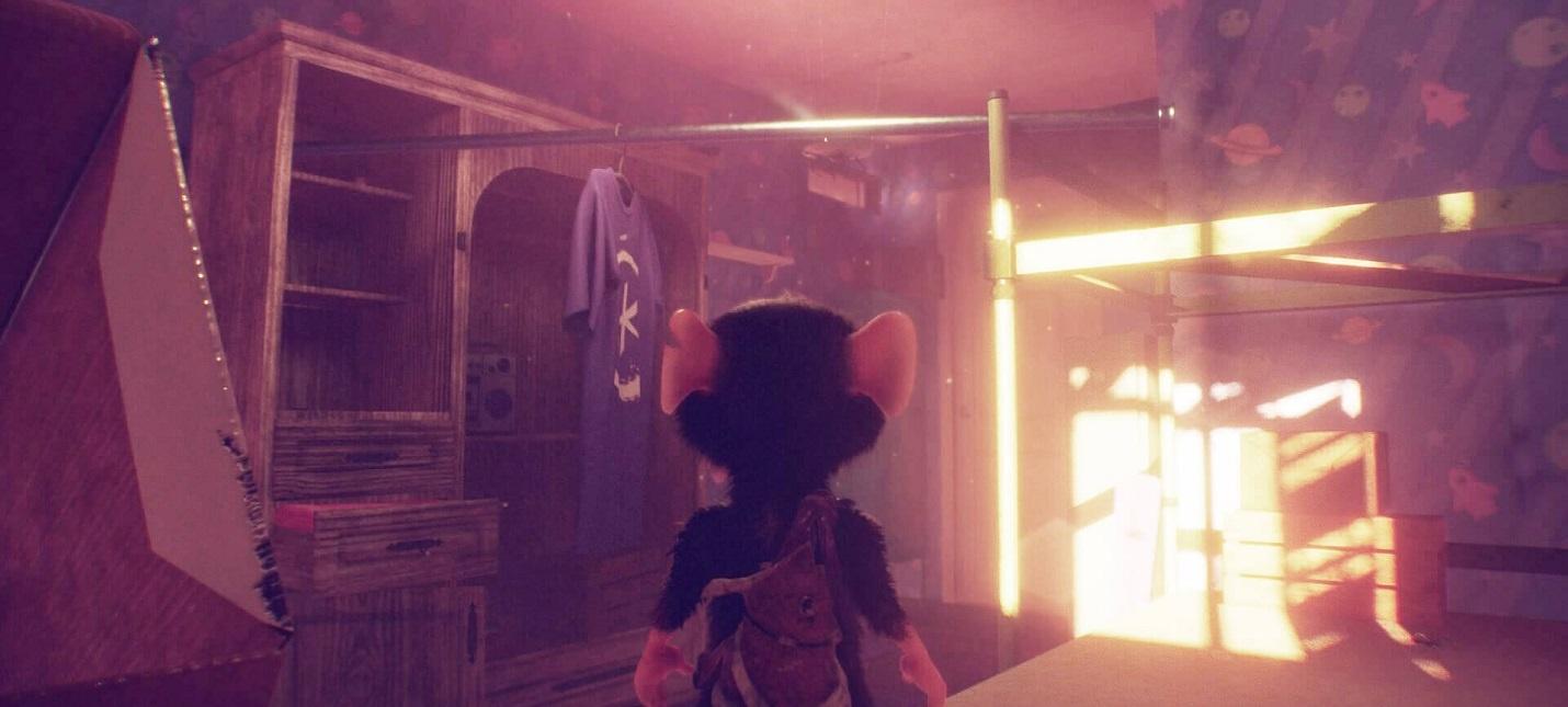Шекспир на крысиный лад: первый трейлер приключения A Rat's Quest: The Way Back Home