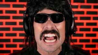 Dr Disrespect вновь начал трансляции на YouTube