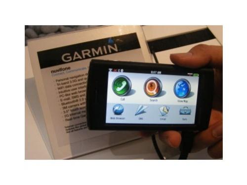 Первые впечатления от Garmin Nuvifone