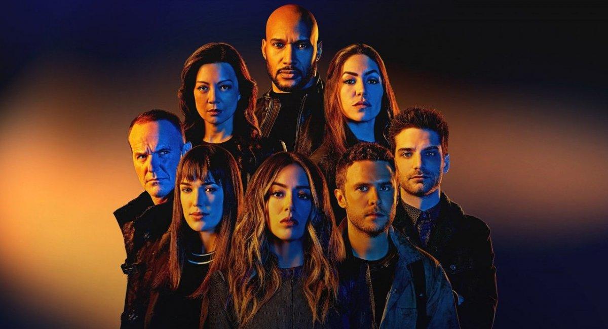 Marvel опубликовала первый кадр из финального сезона сериала «Агенты Щ.И.Т»