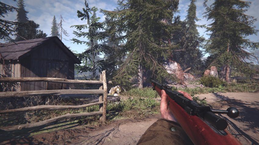 Создатели Land of War рассказали, как работают над игровым миром