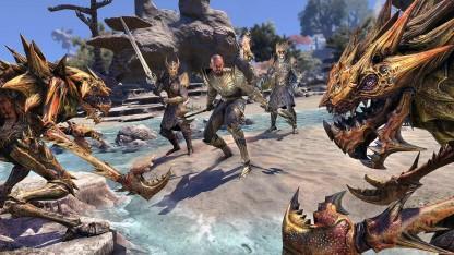 Sony показала новые территории The Elder Scrolls Online: Summerset