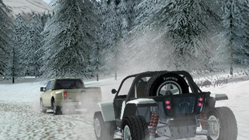 Ford Racing3 в России