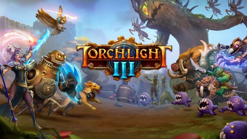 Torchlight Frontiers стала Torchlight III — игра выйдет летом