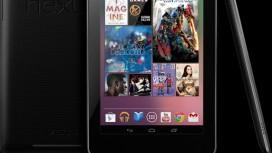 Google распродала первые партии планшетов Nexus7