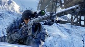 Карта «Тонкий лед» из дополнения Betrayal для Battlefield Hardline
