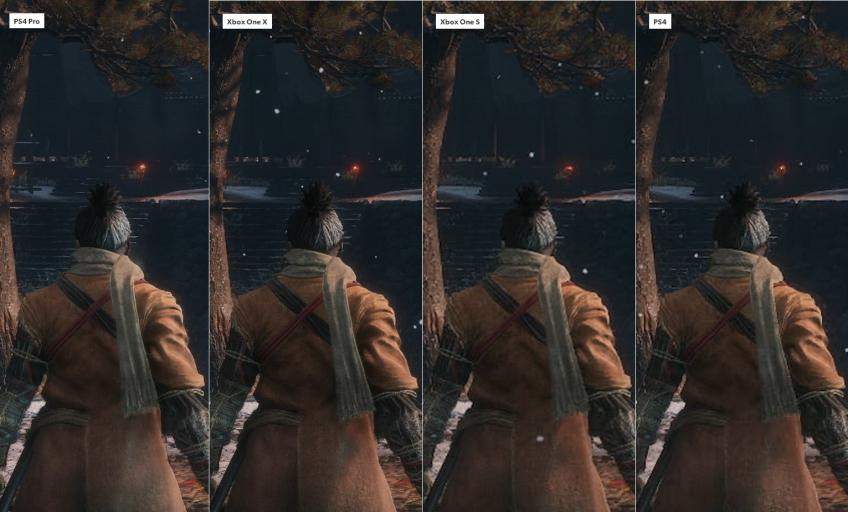 Digital Foundry: у Sekiro: Shadows Die Twice на консолях всё те же проблемы, что и у Dark Souls3 и у Bloodborne