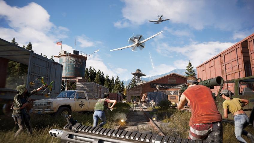 AMD и NVIDIA выпустили драйвера к Far Cry5