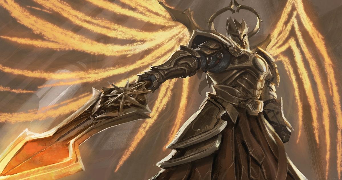 Blizzard рассказала об особенностях архангела Империя в Heroes of the Storm