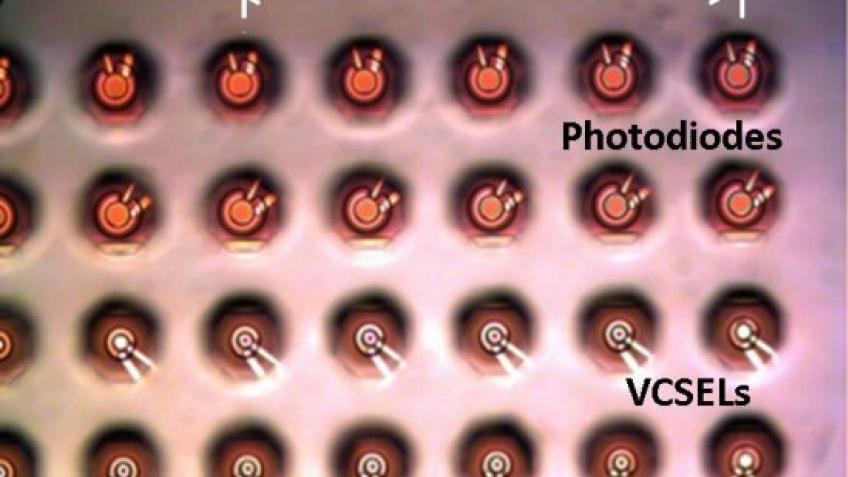 IBM работает над оптическим интерфейсом с пропускной способностью до 1 Тб/с