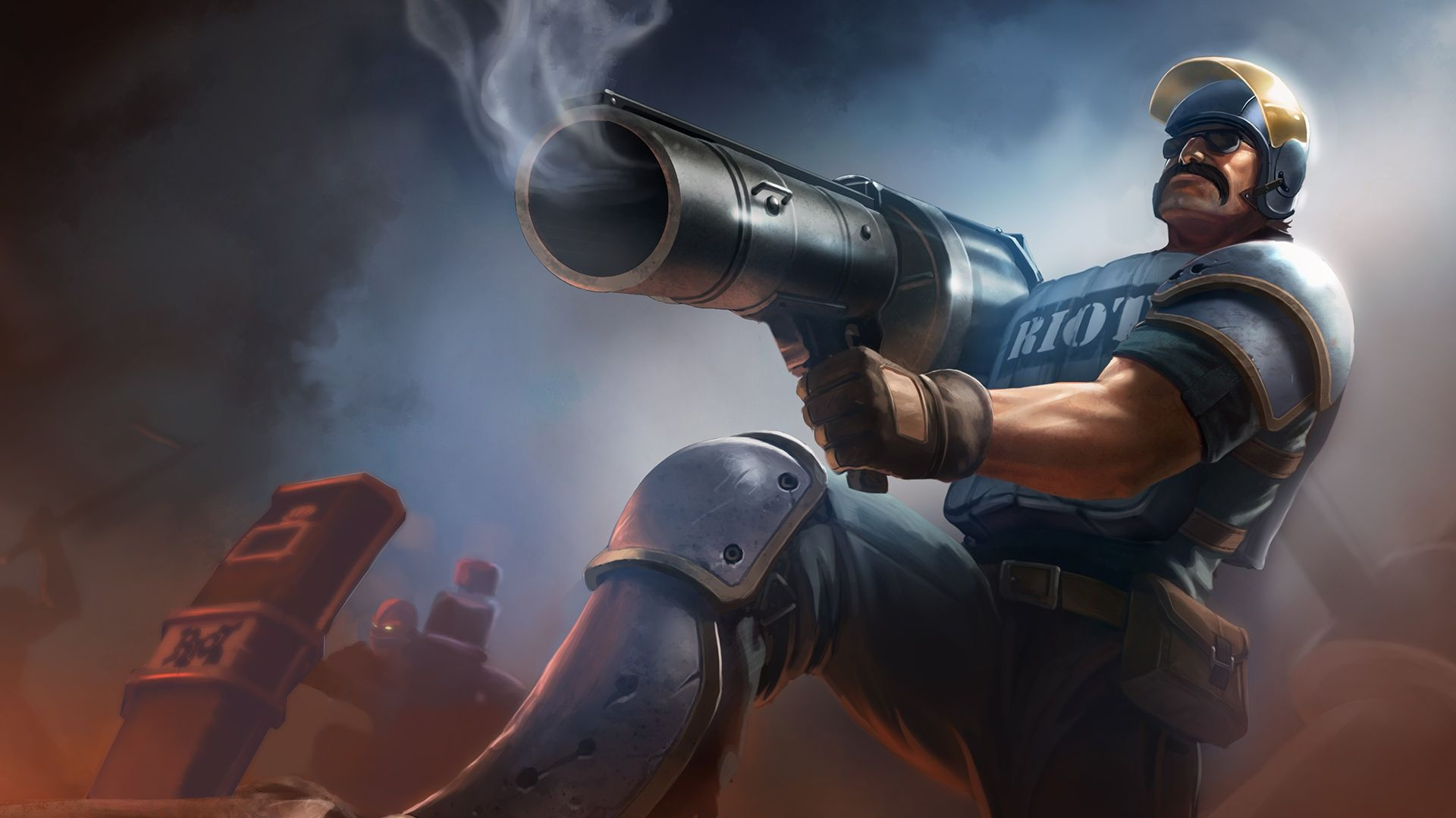Counter-Strike + Overwatch: что такое Project A от Riot Games?