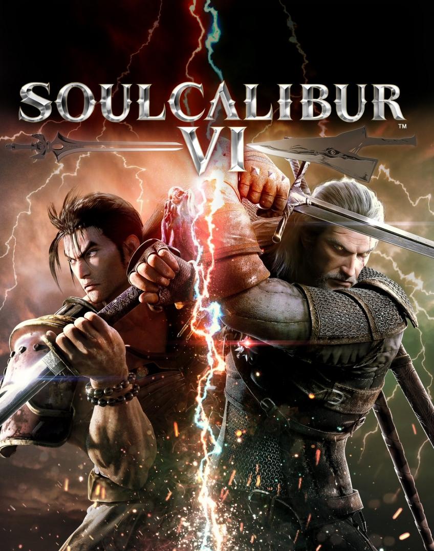 SoulCalibur VI. Геральт из Ривии выйдет на арену.