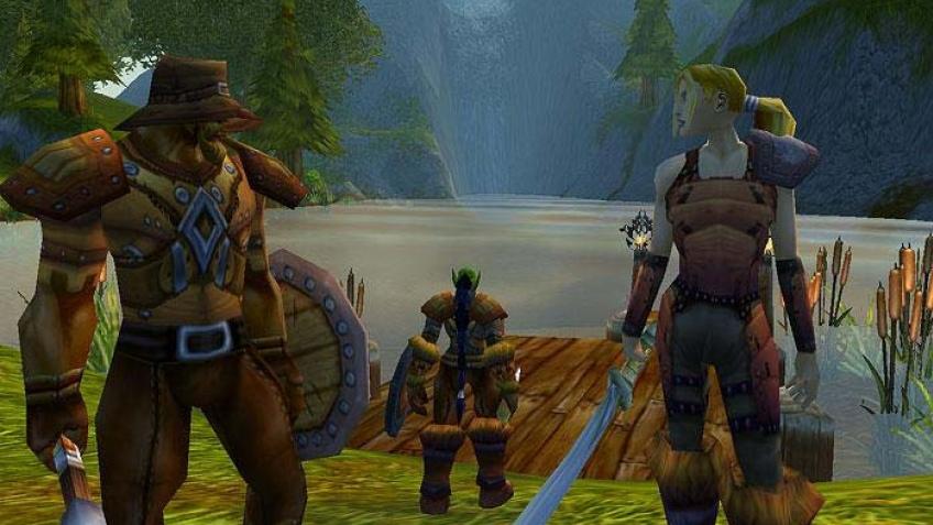 Новый Warcraft от Blizzard (03.09)