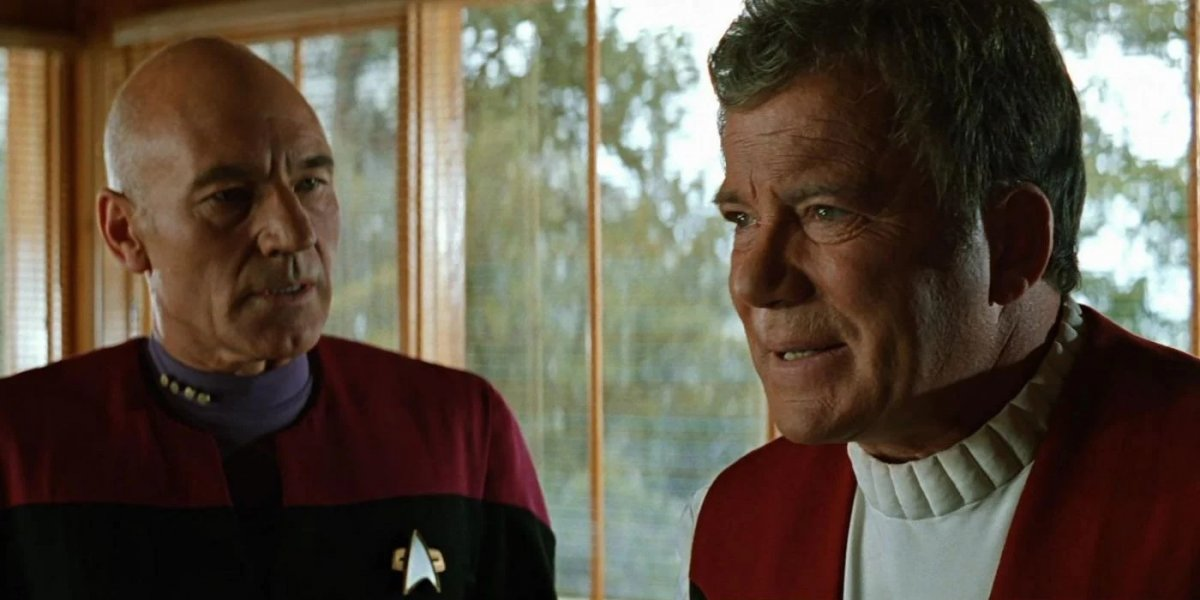 Уильям Шетнер не собирается возвращаться к роли капитана Кирка
