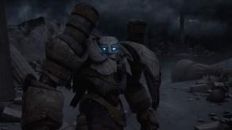 Появились первые скриншоты из Golem