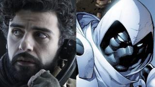 СМИ: Оскар Айзек может стать Лунным рыцарем в киновселенной Marvel