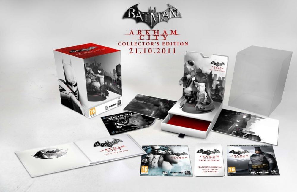 Бэтмен — в коллекцию