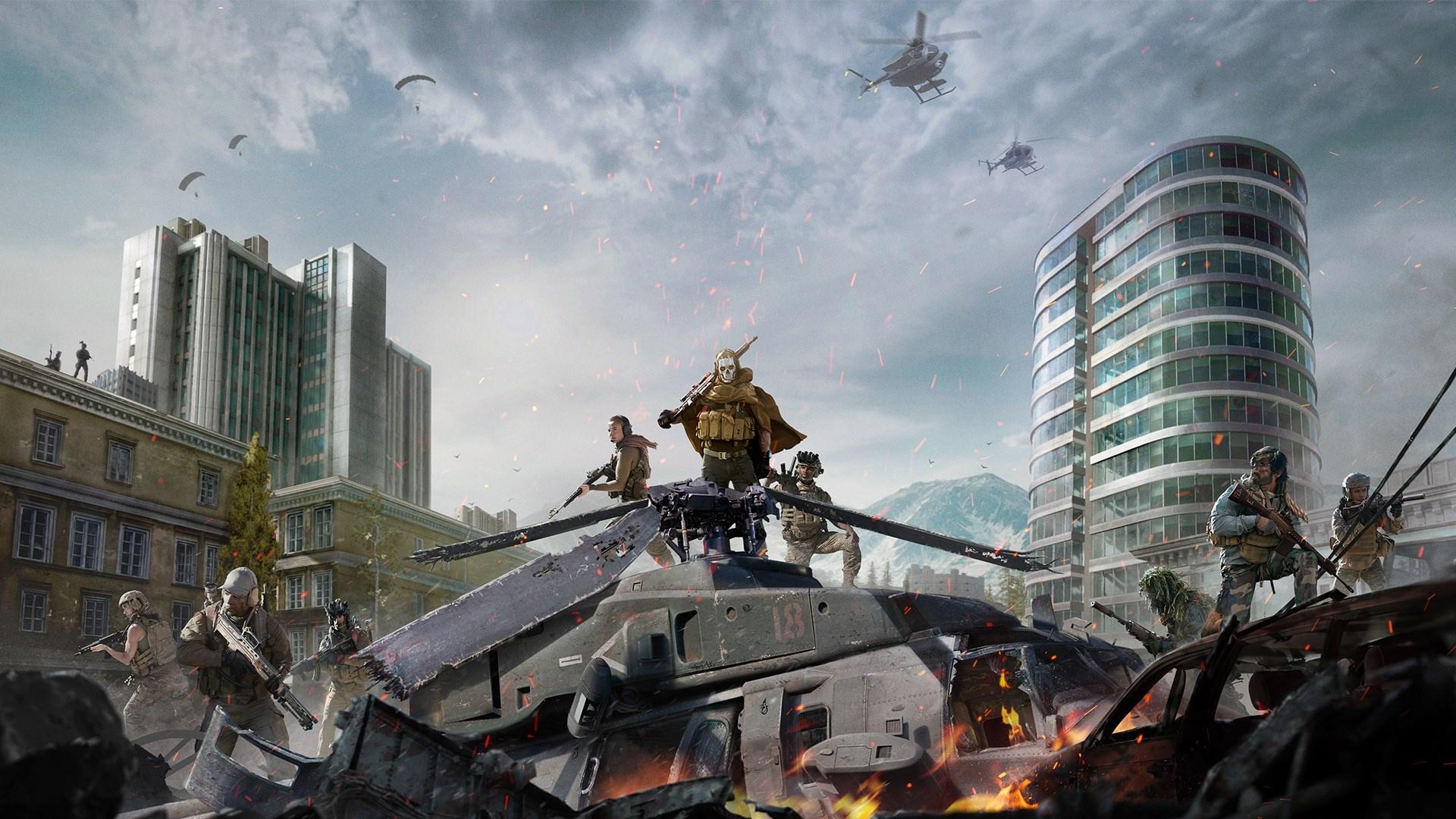 Call of Duty: Warzone станет «связующим звеном» для разных вселенных франшизы