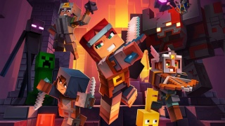 Minecraft Dungeons вышла на PS4, Xbox One, Switch и PC