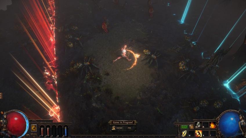 Авторы Path of Exile вернули королевскую битву и представили DLC «Экспедиция»2