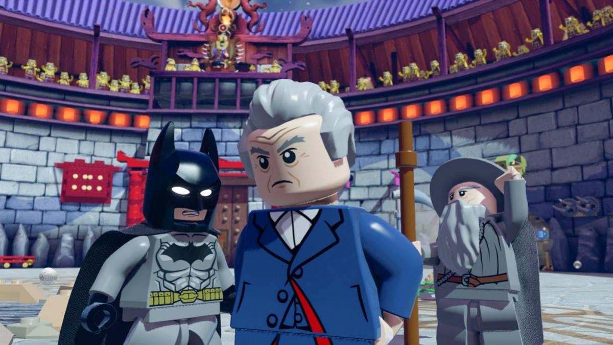 Комплект «Доктор Кто» для LEGO Dimensions показали в трейлере