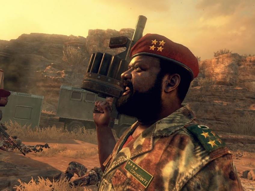 Семья бывшего лидера ангольских партизан подала в суд на Activision