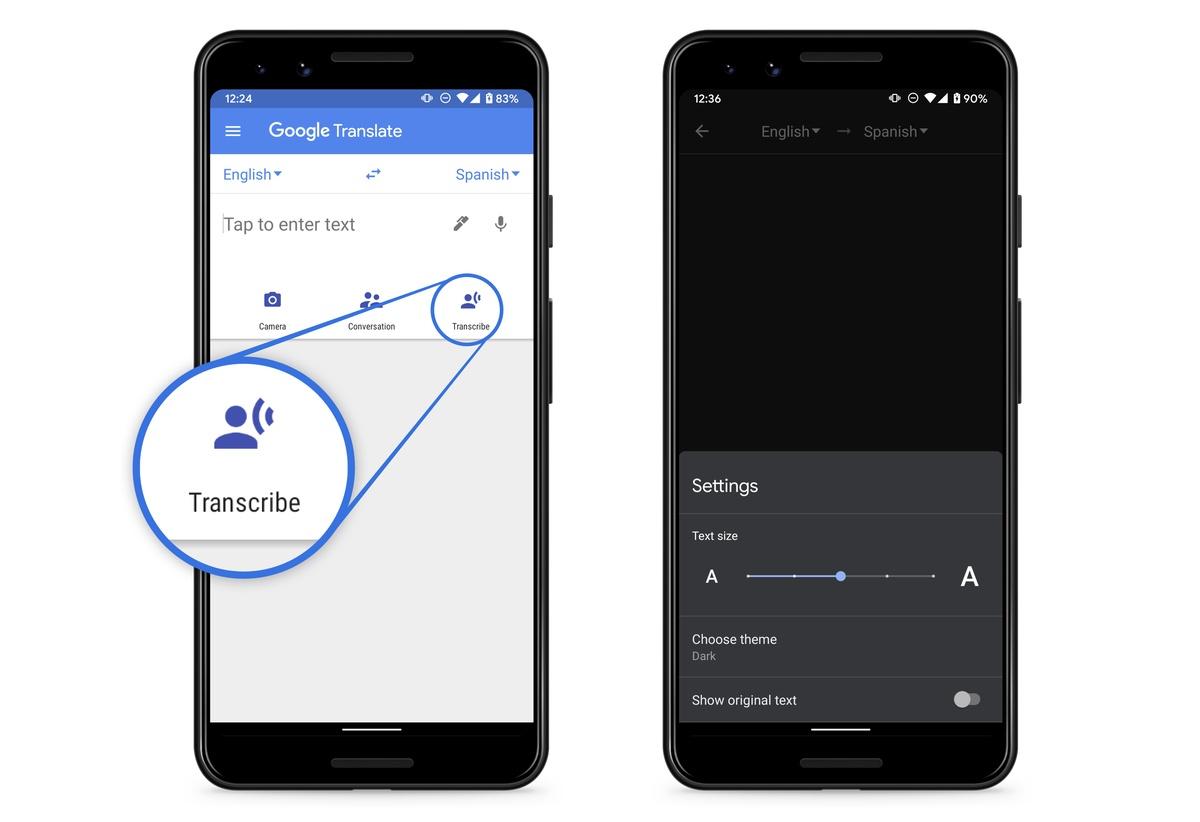 Google Translate научился переводить речь «на лету»