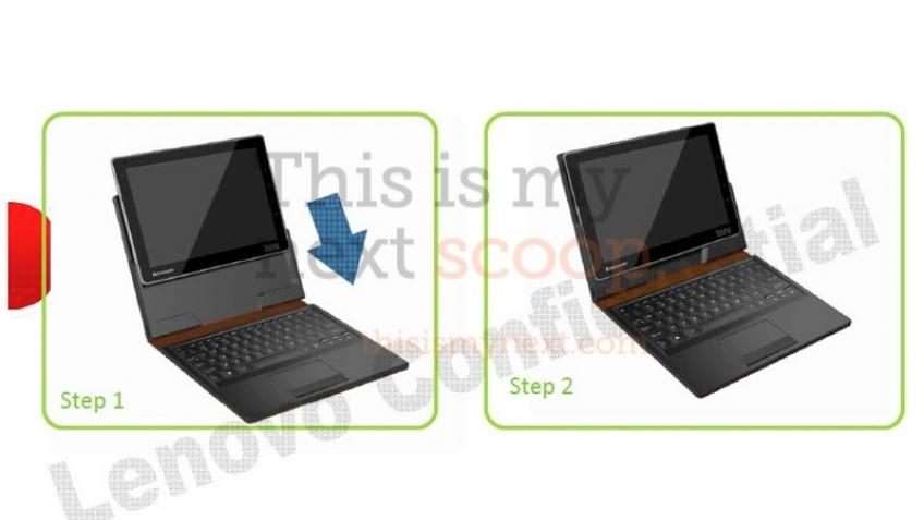 Lenovo рассказала про свой планшетный компьютер
