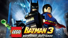 LEGO Batman 3: Beyond Gotham выйдет 11 ноября