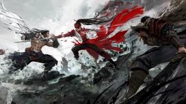 Создатели Naraka: Bladepoint показали игровой процесс бета-версии