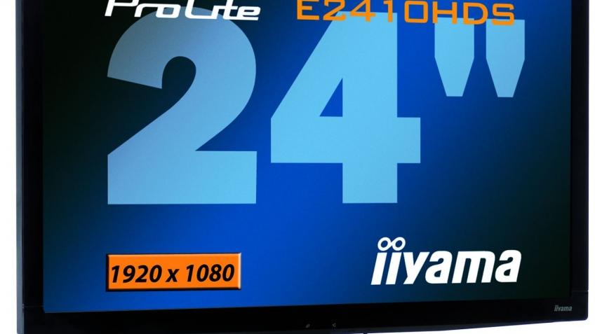 iiyama представила HD-монитор