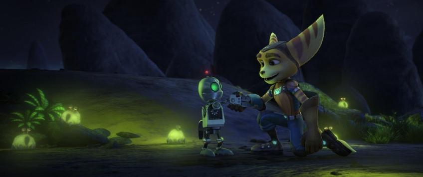 Мультфильм и игру Ratchet & Clank перенесли на 2016 год