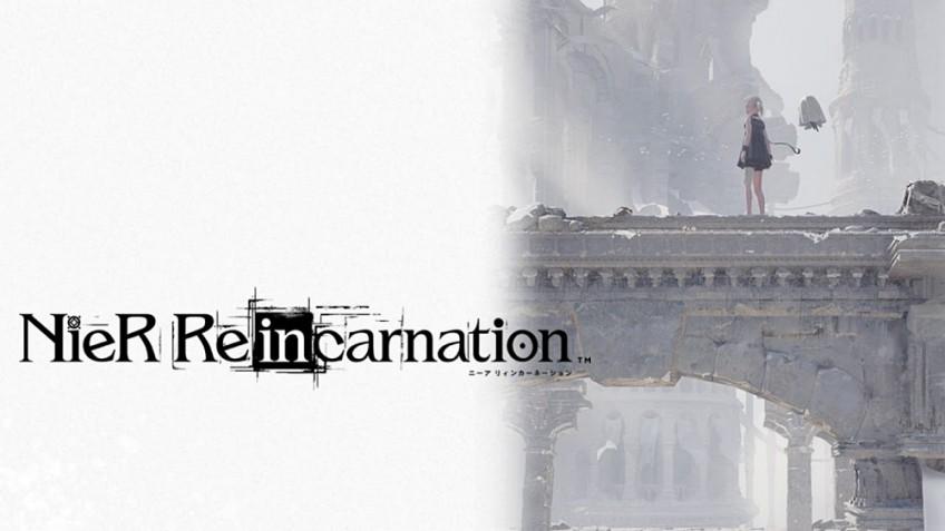 Авторы NieR Re[in]carnation показали двухминутную пробежку героини