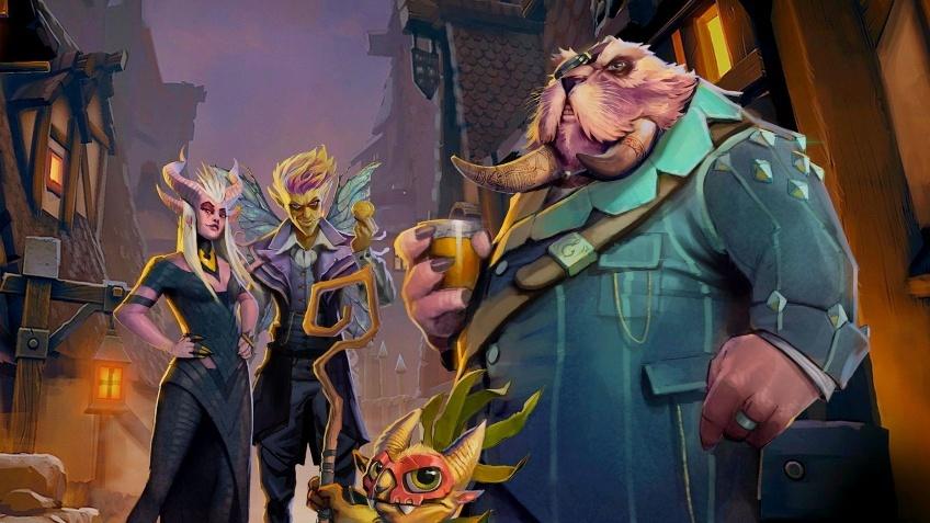 В Dota Underlords добавили нового лорда