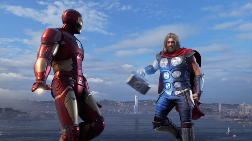 Похоже, у «Мстителей» будет ранний доступ за покупку премиального издания игры