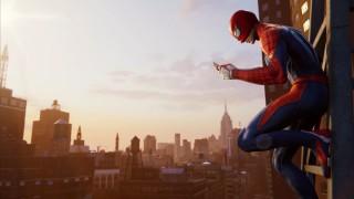 В сети появились ранние скриншоты «Человека-паука» со старым интерфейсом