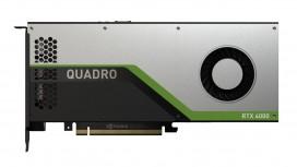 NVIDIA представила видеокарту Quadro RTX 4000