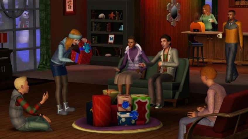 Electronic Arts объявила о проведении новогодней акции