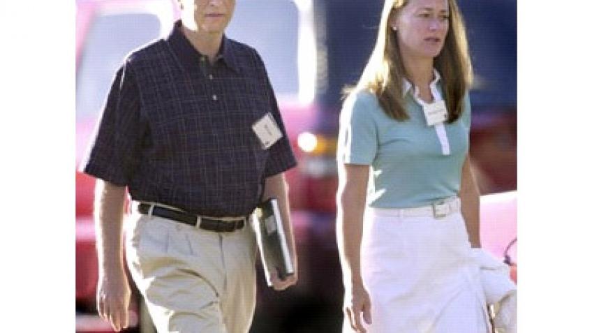 Мелинда Гейтс хочет iPhone