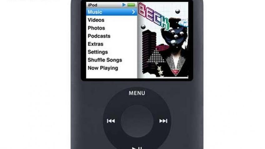Обновление линейки iPod