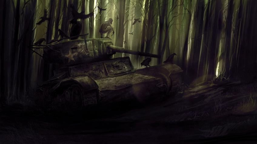 Хоррор Darkwood выйдет на консолях уже в этом месяце