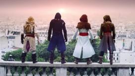 В ролике для Assassin's Creed: Unity снялись настоящие паркурщики