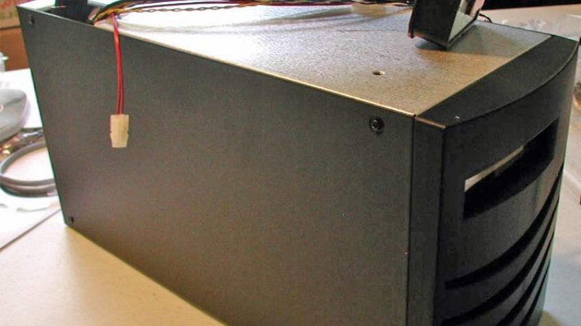 Разгон Athlon64 FX-60