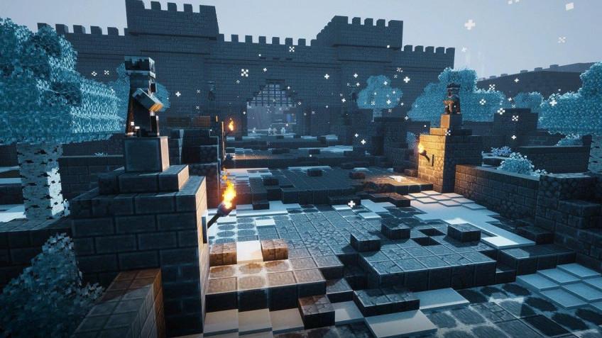 Второе дополнение для Minecraft Dungeons выйдет8 сентября