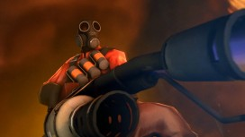 Valve выпустила ролик Meet the Pyro!