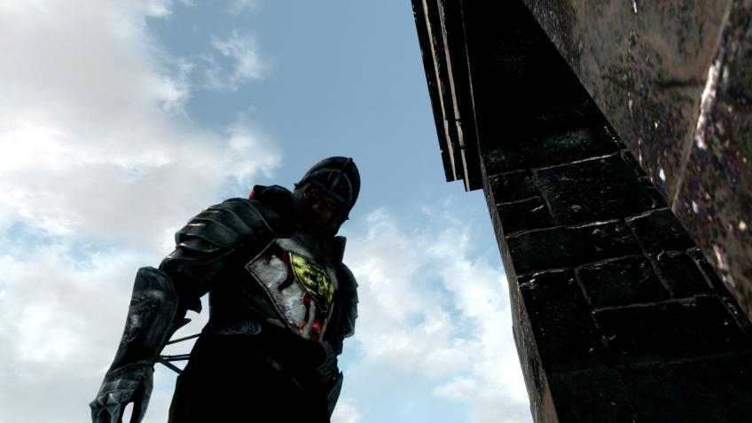 Вышла новая версия мода, добавляющего мир Gothic в Skyrim