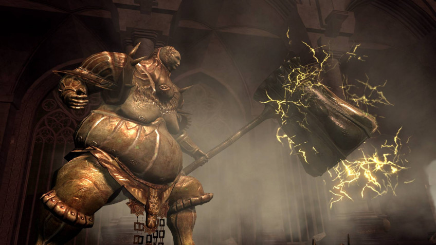 Энтузиаст выяснил, что будет при синхронной смерти Смоуга и Орнштейна в Dark Souls